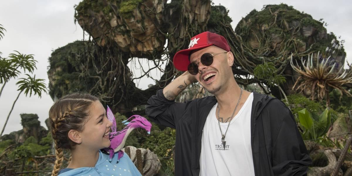 Familia de Jesse disfruta en Pandora