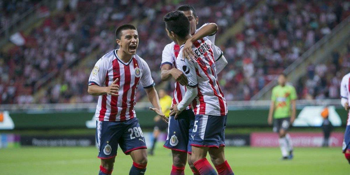 Chivas por fin gana; superó a FC Juárez en la Copa MX