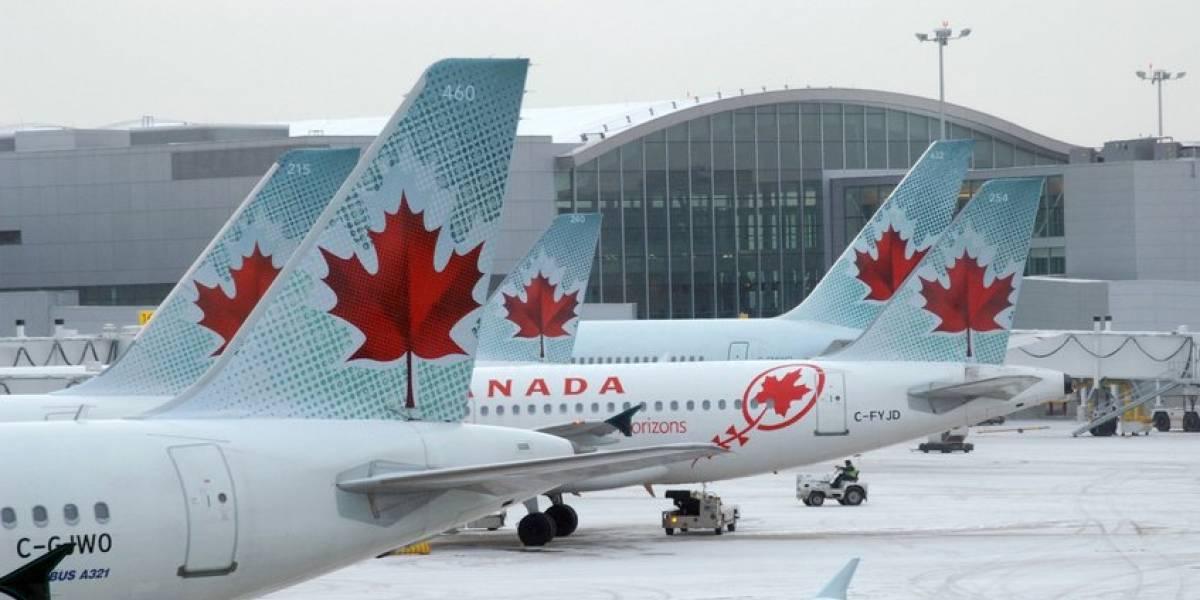 Fotografía revela momento exacto en que un avión casi provoca la mayor tragedia de la historia