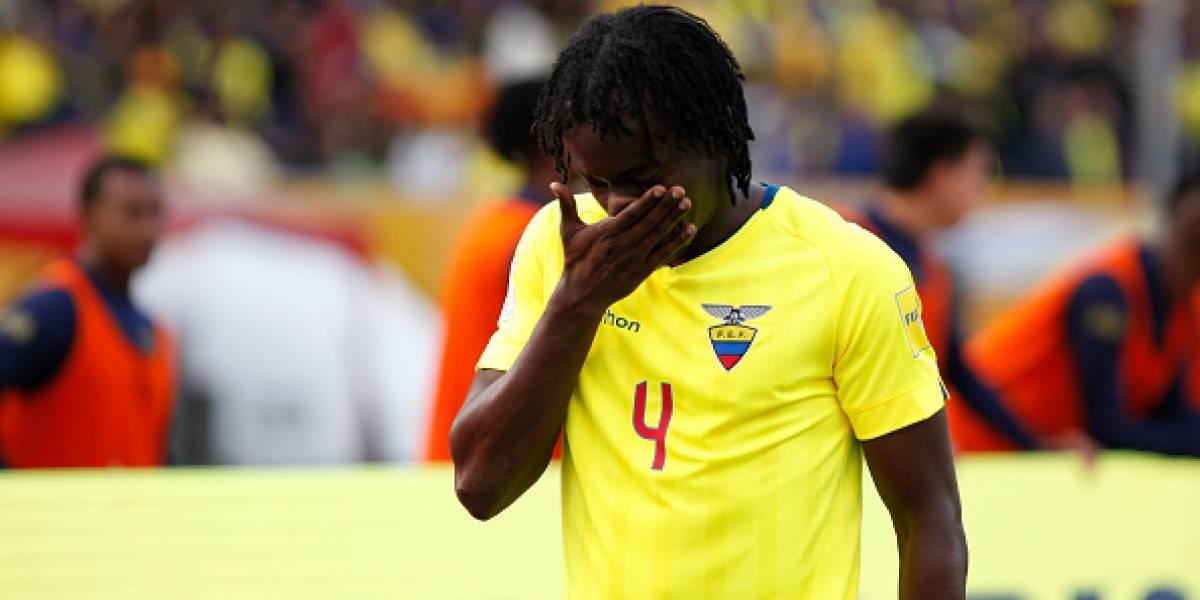 Emelec refuerza la defensa con el internacional ecuatoriano Juan Carlos Paredes
