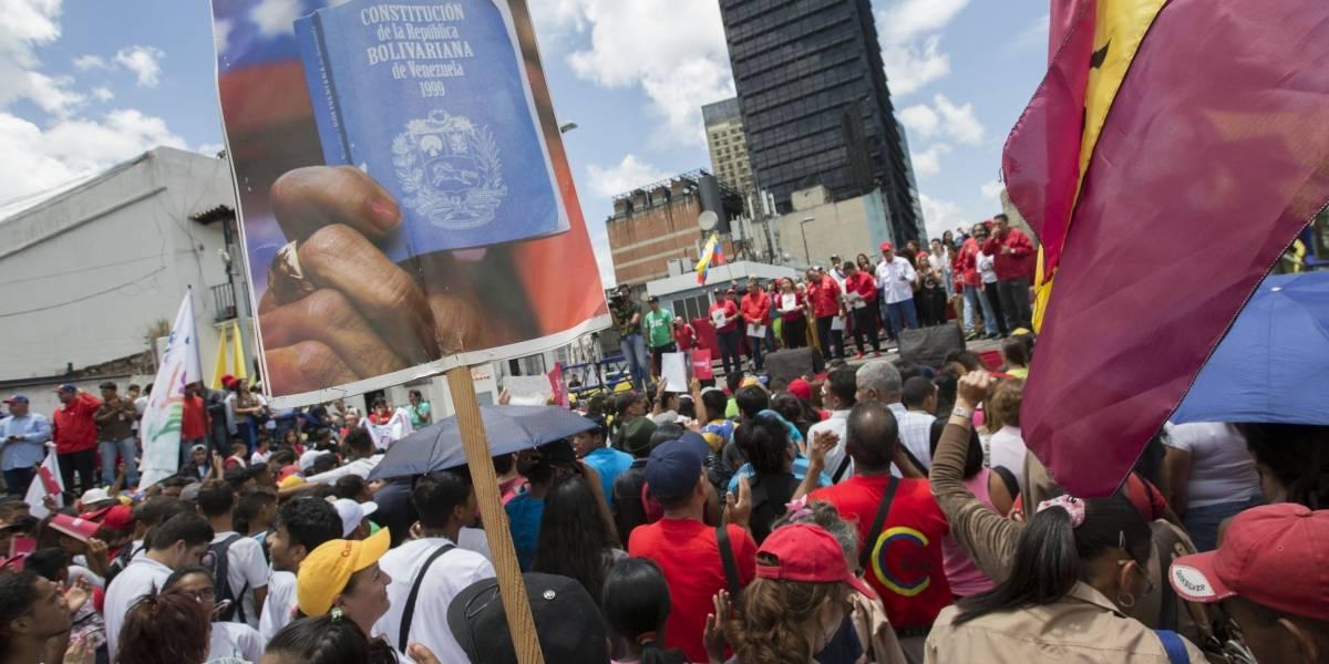 Fiscalía venezolana solicita anular la Asamblea Constituyente