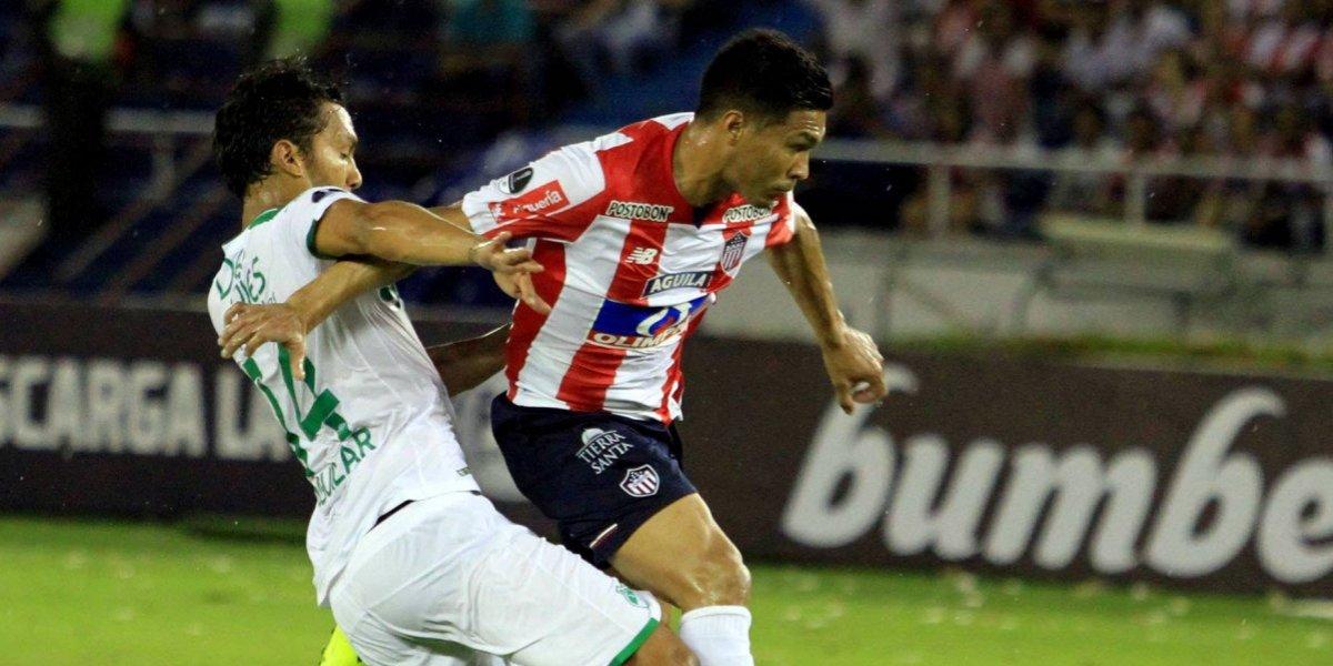 Solo dos colombianos continúan con vida en la Copa Sudamericana, ¿cómo sigue?