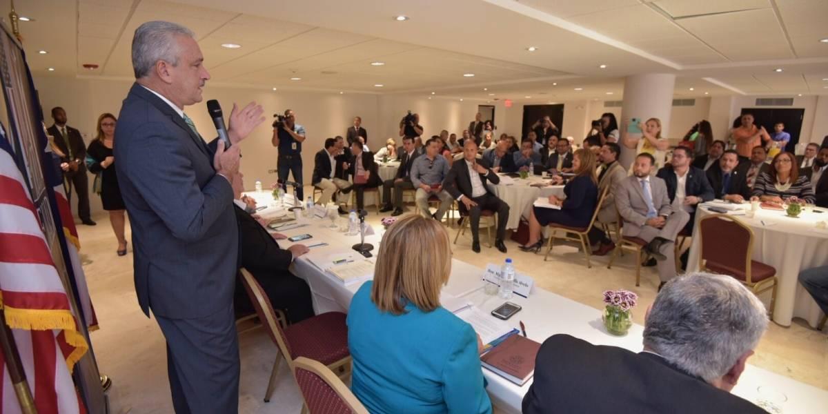 Alcaldes llegan a acuerdos sobre el BGF