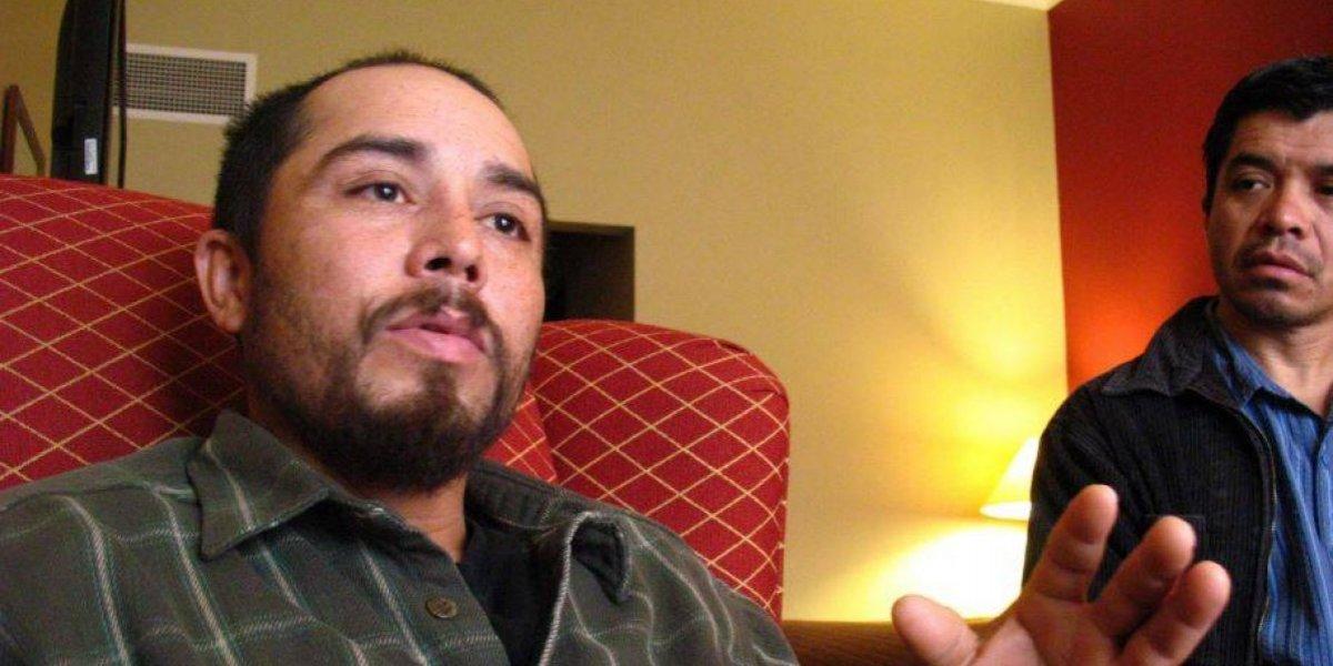 Bloquean deportación de mexicano que dijo haber sido violado
