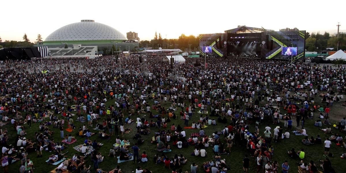 Lollapalooza Chile confirma edición 2018: Durará 3 días