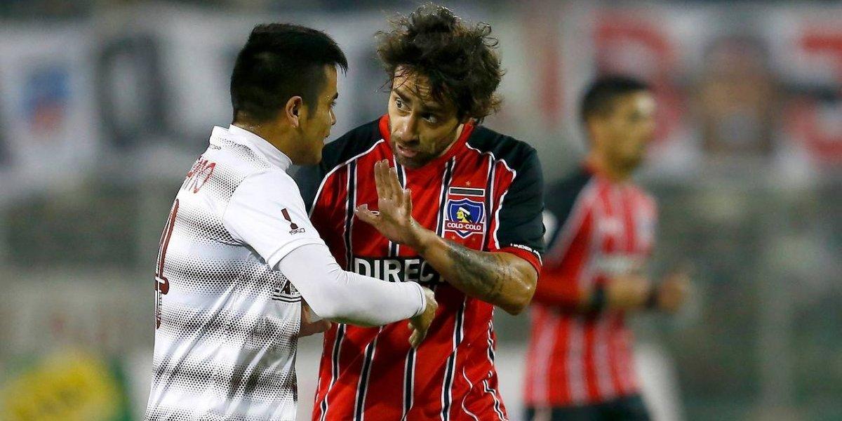 """Valdivia y los errores arbitrales: """"Fueron dos allá y dos acá, estamos empatados"""""""