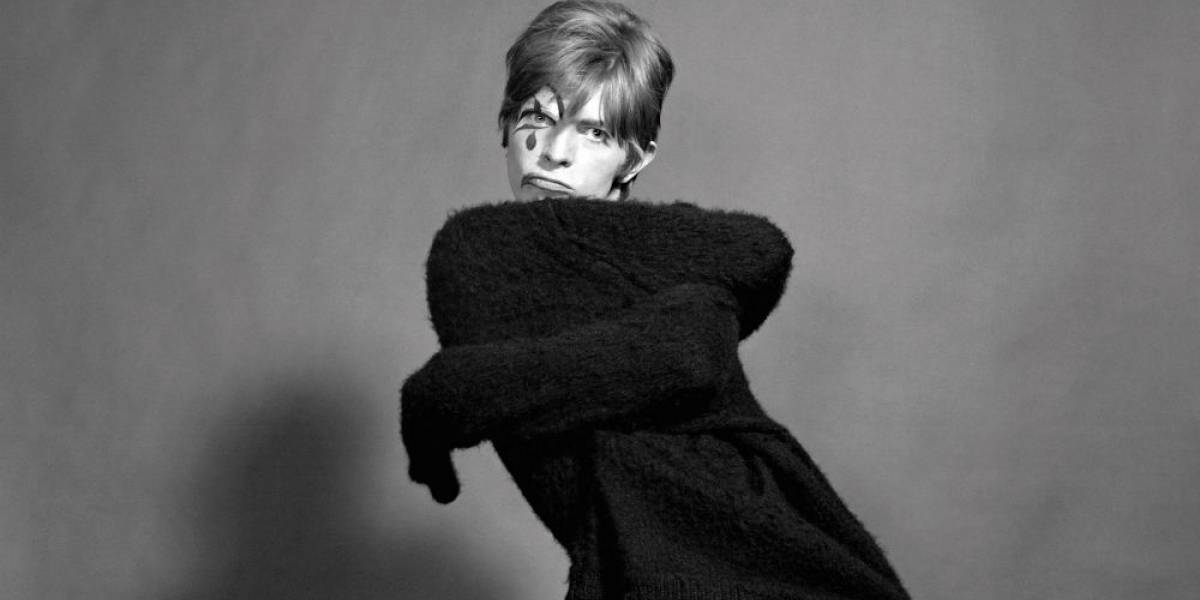 Retratos de David Bowie antes de la fama