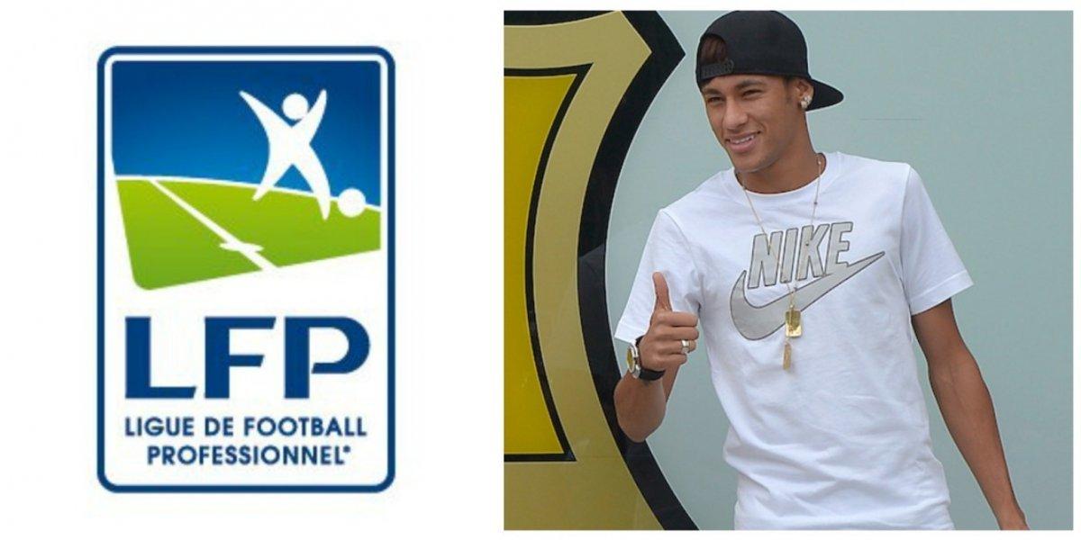 Liga francesa pide a España desbloquear venta de Neymar