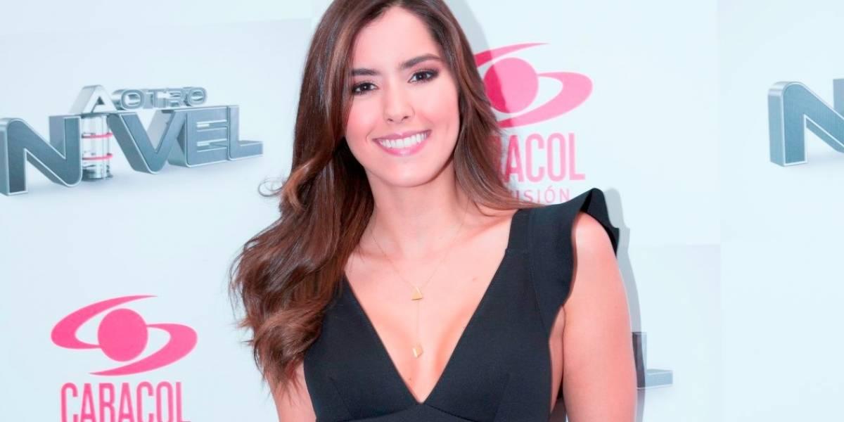Los looks de Paulina Vega que dan de qué hablar en 'A otro nivel'