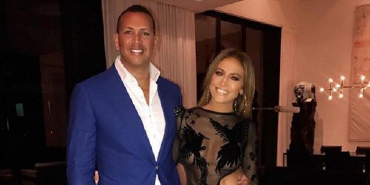 Alex Rodríguez por fin revela detalles de su romance con Jennifer López