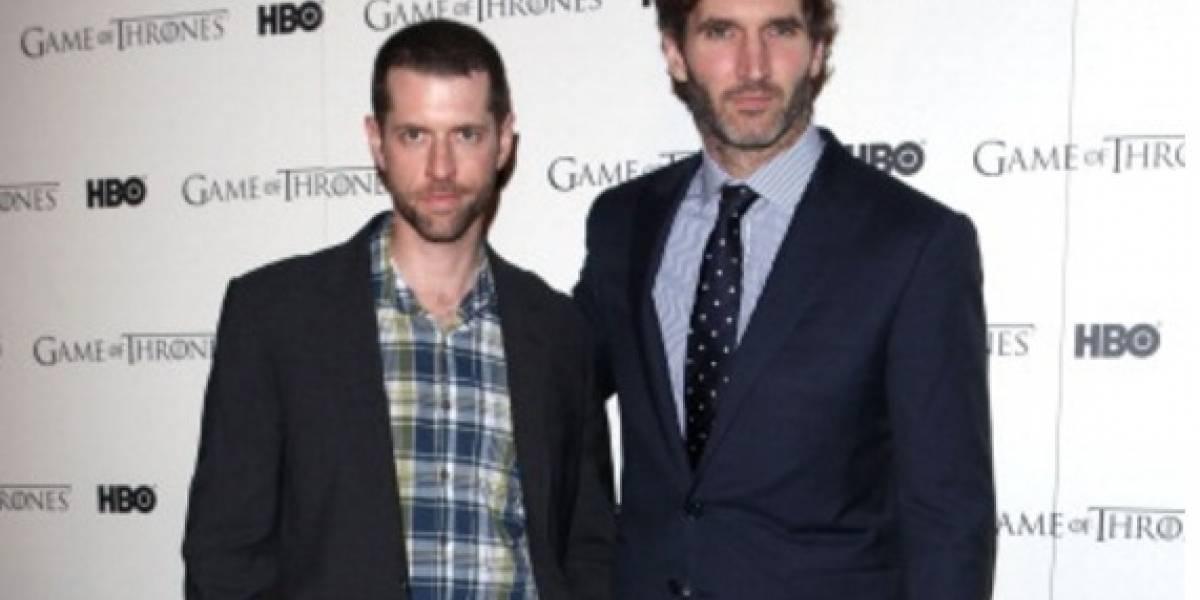 Productores de Game of Thrones trabajan en polémica nueva serie