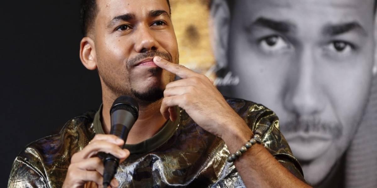 Cantante Romeo Santos confesó que un colombiano le pidió acostarse con su mujer