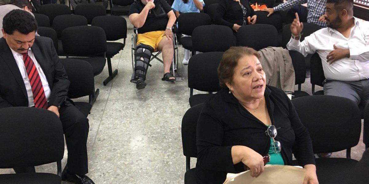 Sala deberá resolver si sindicados en el caso Bufete de la Impunidad enfrentarán juicio