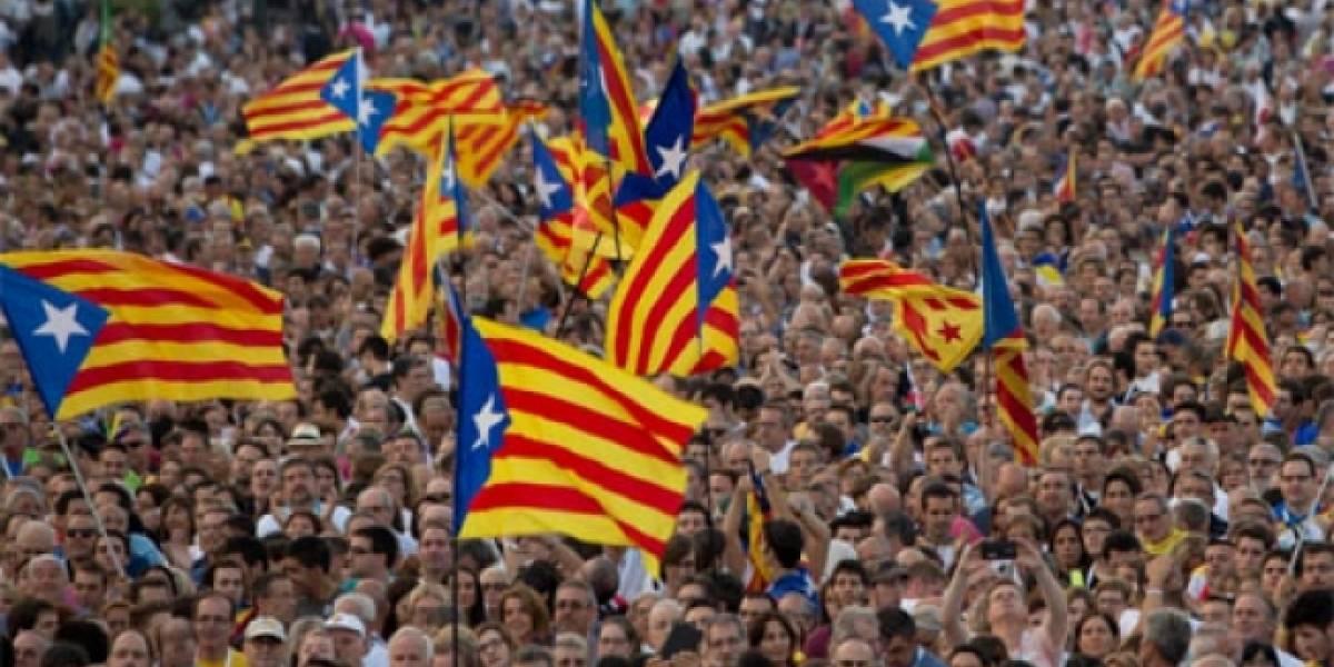 Catalanes comenzarán con campaña independentista en septiembre