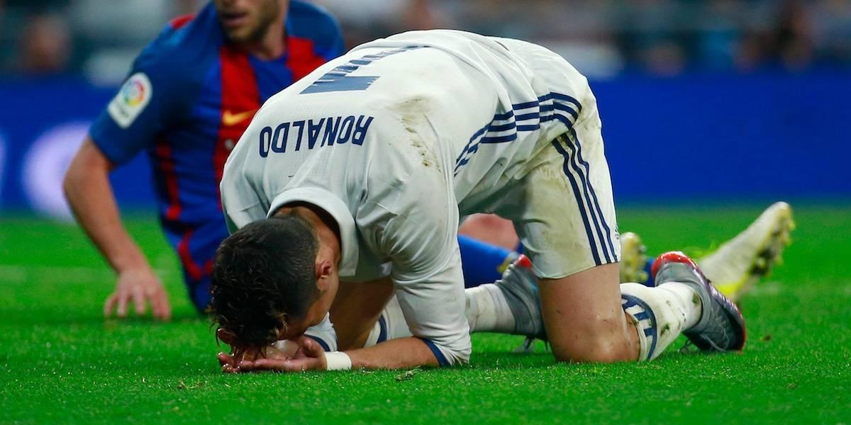 'Estudié hasta sexto año, lo único que sé es jugar': Cristiano Ronaldo
