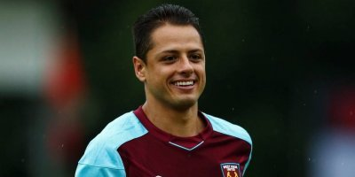 'Chicharito' y el West Ham caen ante el Manchester City