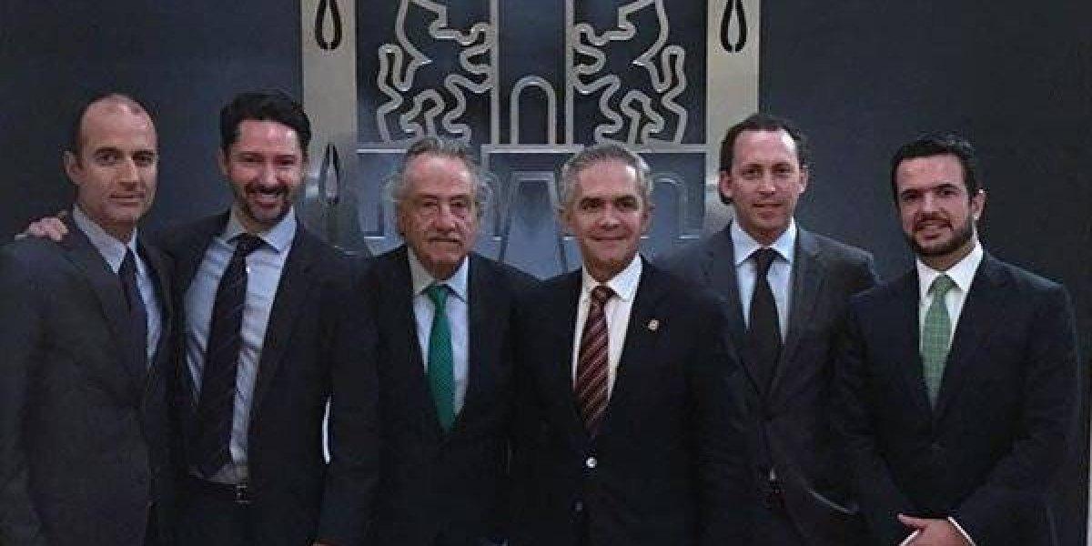 Se oficializa la candidatura de México para el Mundial de 2026
