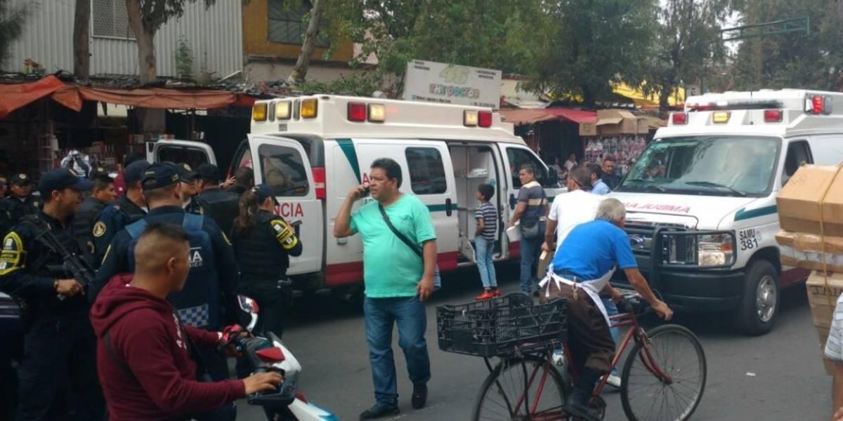 PGJ investiga balacera en Tepito que dejó seis lesionados