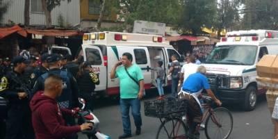 Tepito: balacera se desata debido a una riña y deja ocho heridos