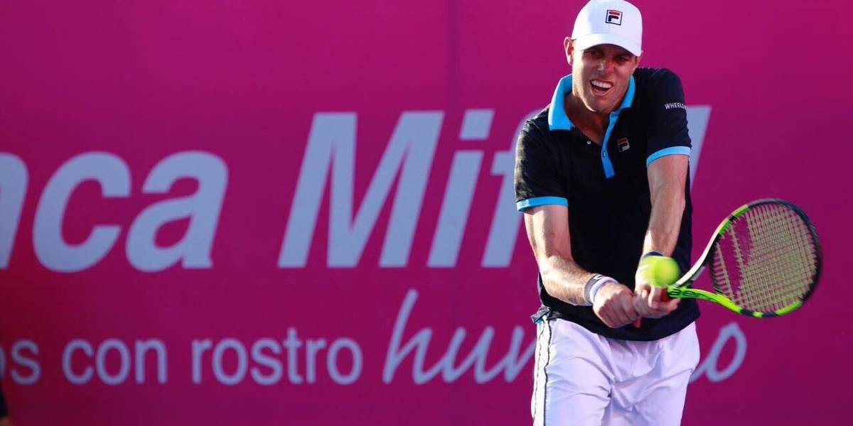 Querrey avanza a las semifinales del Abierto de Los Cabos