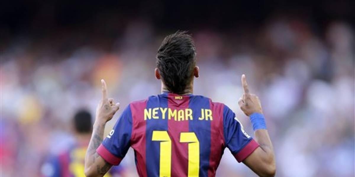 Presidente francés celebra posible fichaje de Neymar por el PSG