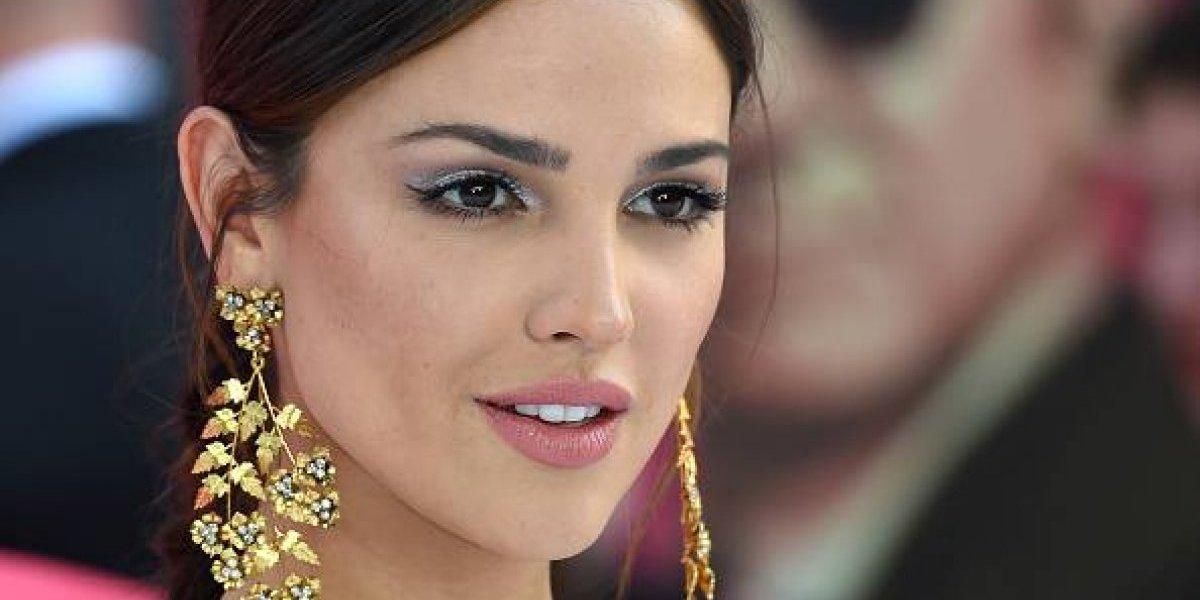 El supuesto mensaje oculto que confirmaría el romance entre Eiza González y Maluma