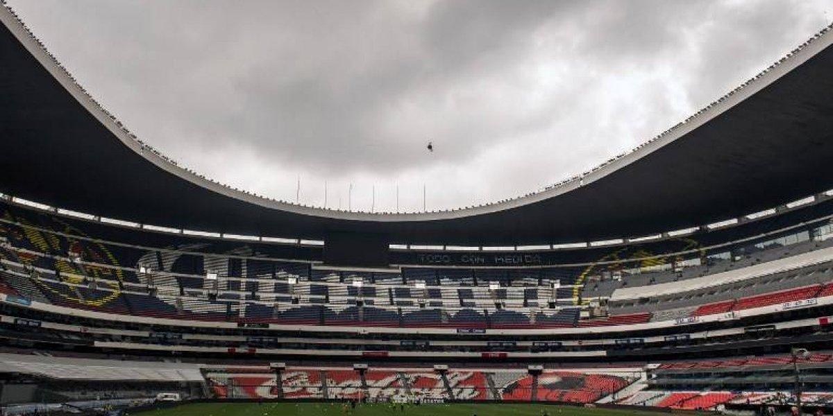 Estadio Azteca sería sede de la inauguración del Mundial 2026