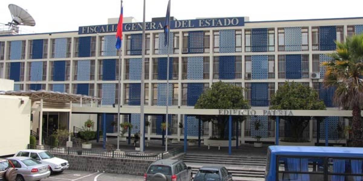 Fiscalía General del Estado se abstuvo de acusar a Juan Pablo Eljuri Vintimilla