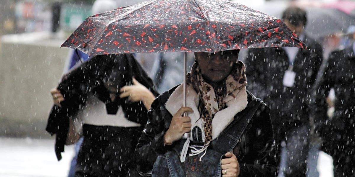 Frente fria deve trazer frio e chuva para SP a partir de quinta-feira