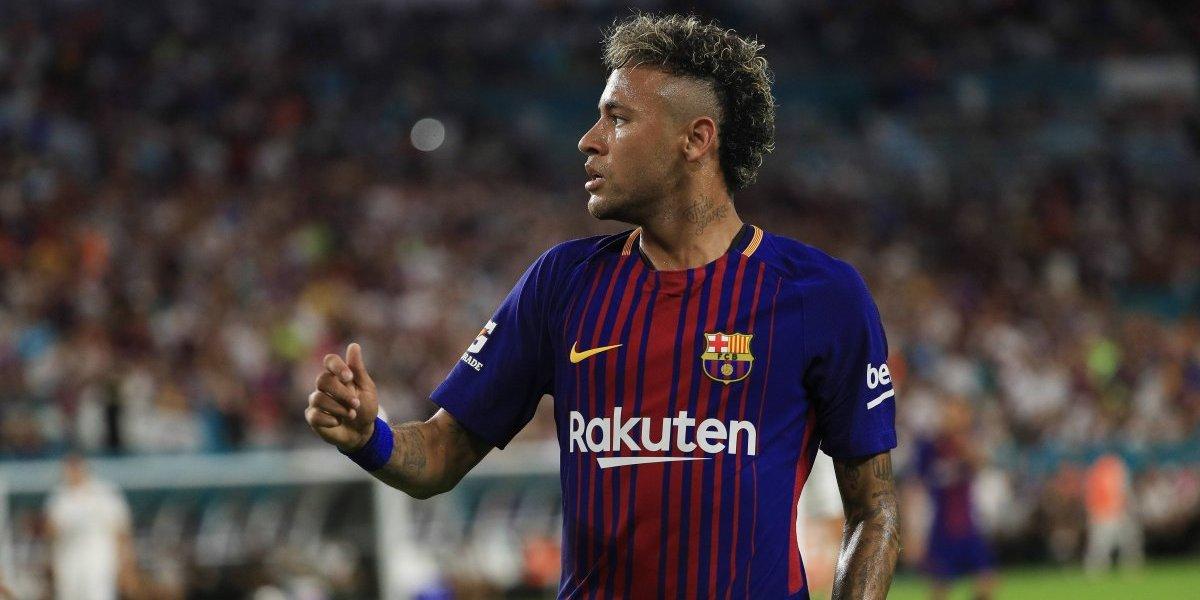 PSG solicitará un transfer provisional a la UEFA para poder presentar a Neymar