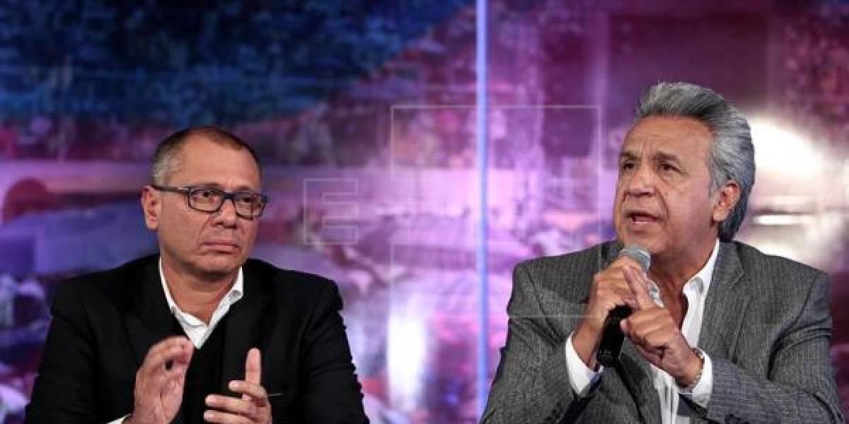 Presidente de Ecuador Lenin Moreno retiró funciones asignadas a su vicepresidente