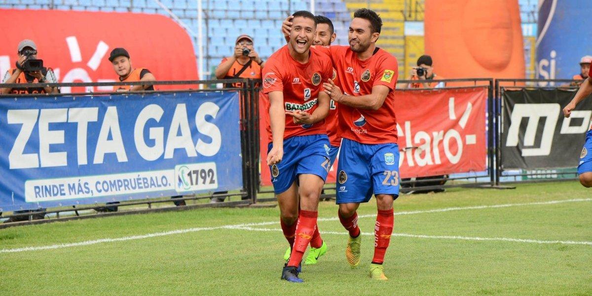 Payeras dejó Municipal para regresar a su equipo de origen