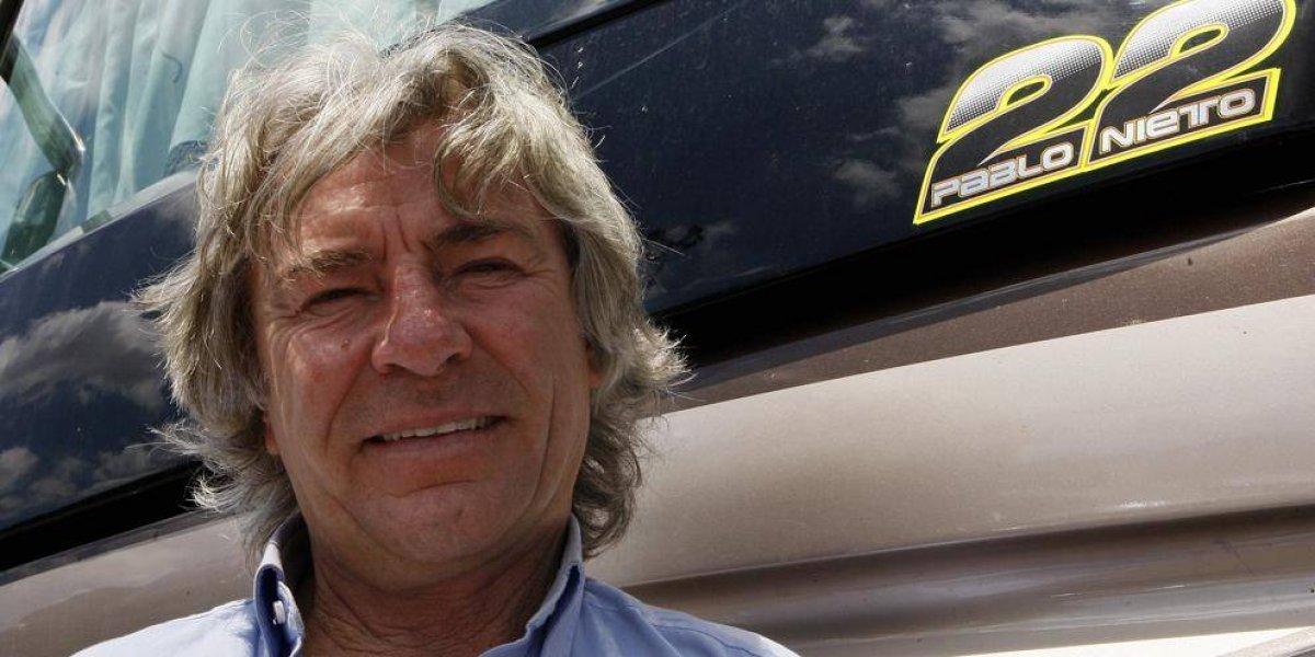 Fallece Ángel Nieto, múltiple campeón de motociclismo