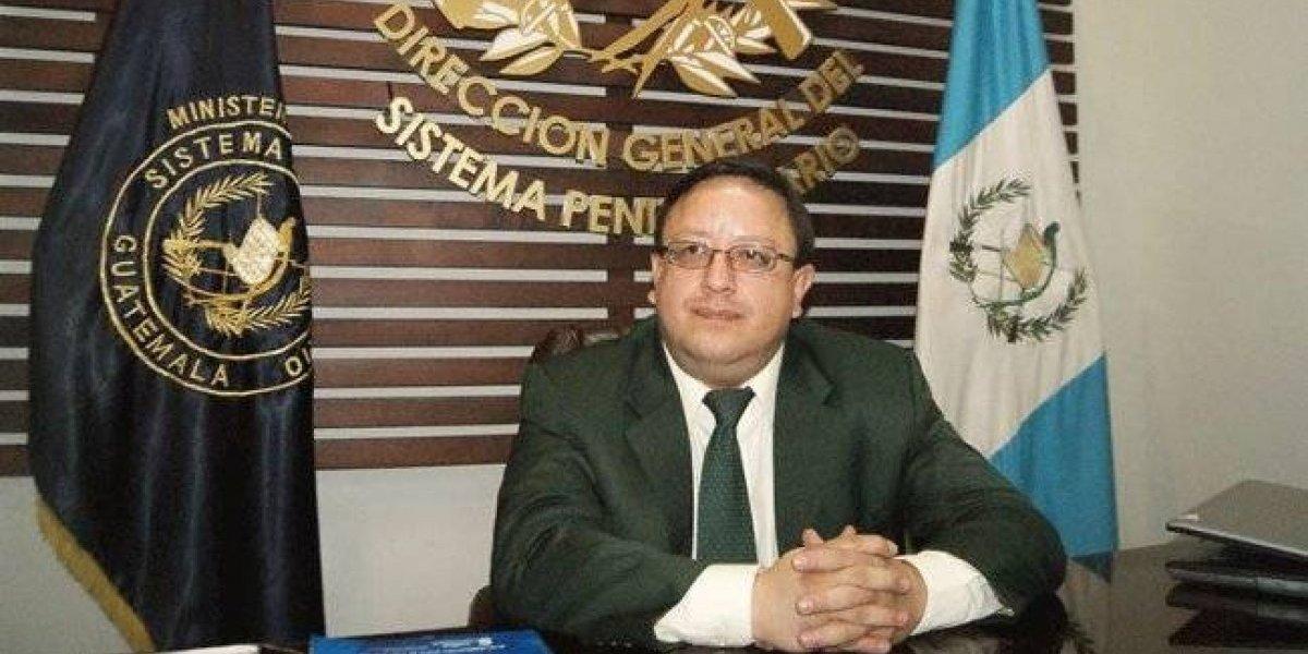 Caso Byron Lima: Capturan al exdirector de Presidios Luis Carlos de León