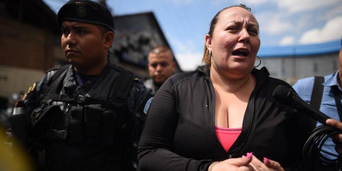 Sobrina de Sandra Torres y cinco más capturados por muerte de Byron Lima