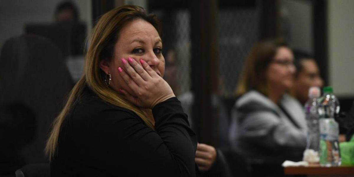 El papel que jugó la sobrina de Sandra Torres en el asesinato de Byron Lima