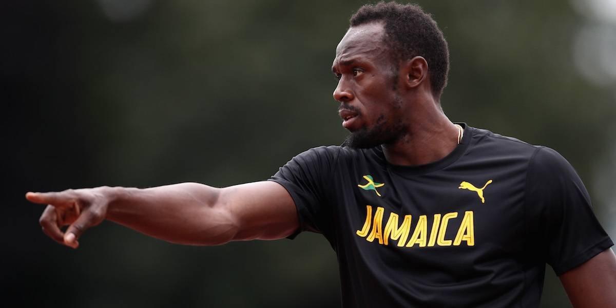 ENTREVISTA: 'Me voy satisfecho y orgulloso', Usain Bolt