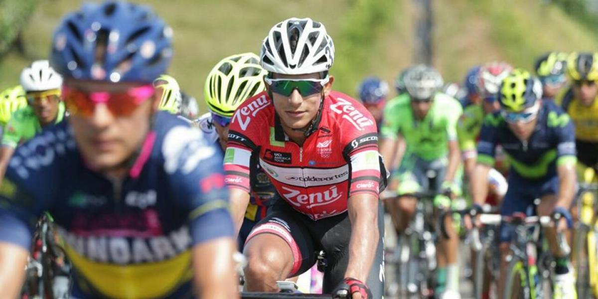 Nicolás Paredes mantiene en Barrancabermeja la punta de la Vuelta
