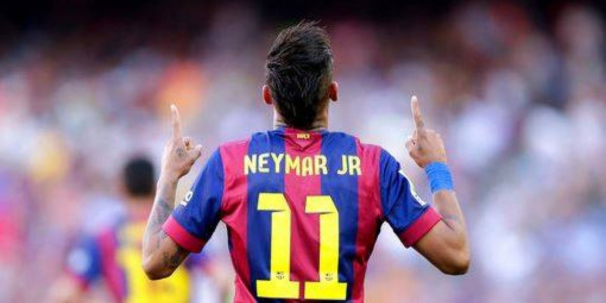 Neymar paga cláusula de 222 millones y se divorcia del Barsa