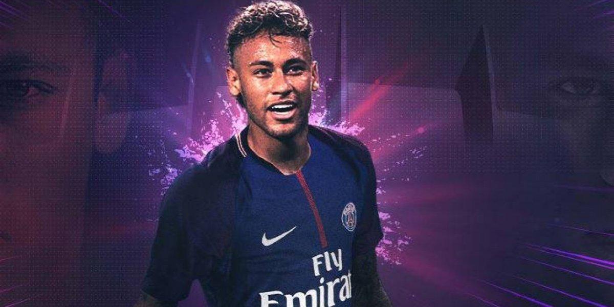 Neymar pone fin a la teleserie y firma histórico contrato de cinco años con el PSG