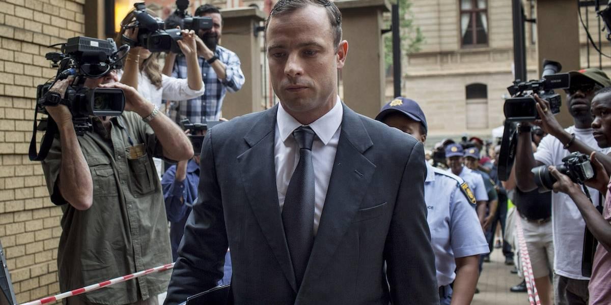 Revelan que Oscar Pistorius fue hospitalizado de emergencia