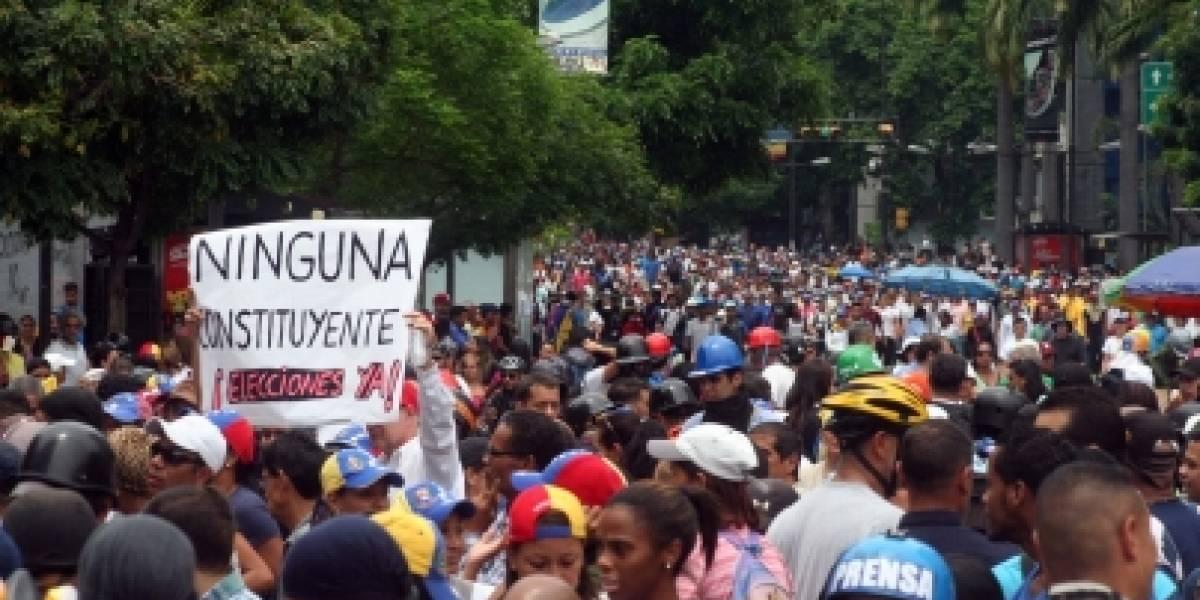 Se complica instalación de Asamblea Constituyente en Venezuela