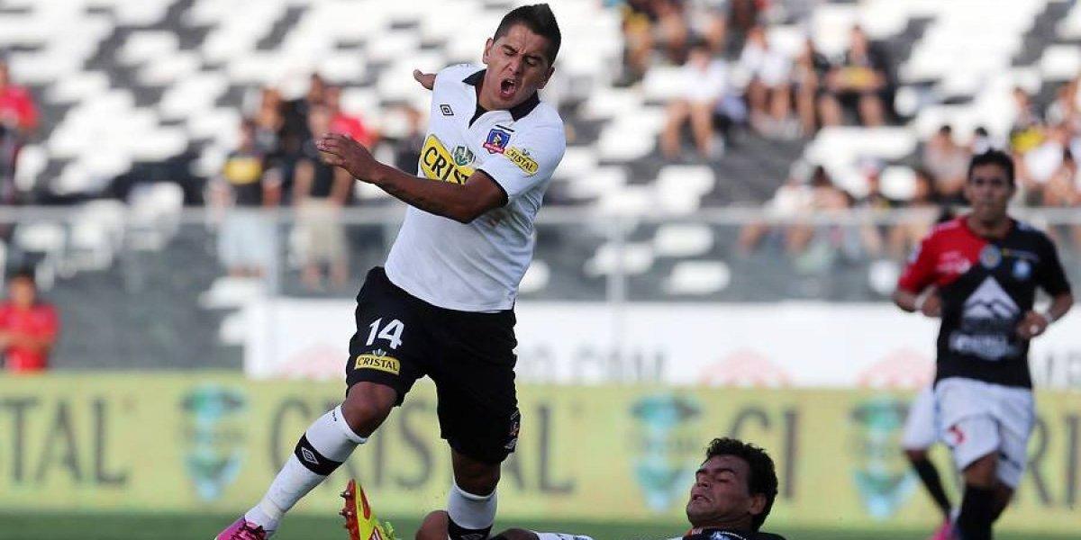 Audax Italiano trajo de vuelta a la Primera División a Emilio Hernández