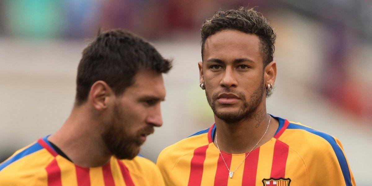 "VIDEO. Aficionados del Barça ""se vengan"" de Neymar de una forma cruel"