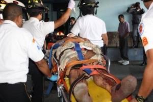 Reo Edgar Morales trasladado a centro asistencial