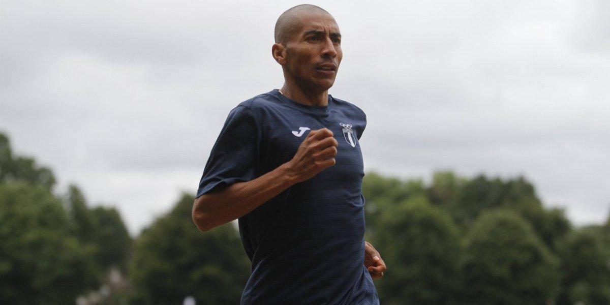 VIDEO. El incansable Amado García que sale por todo en el Mundial