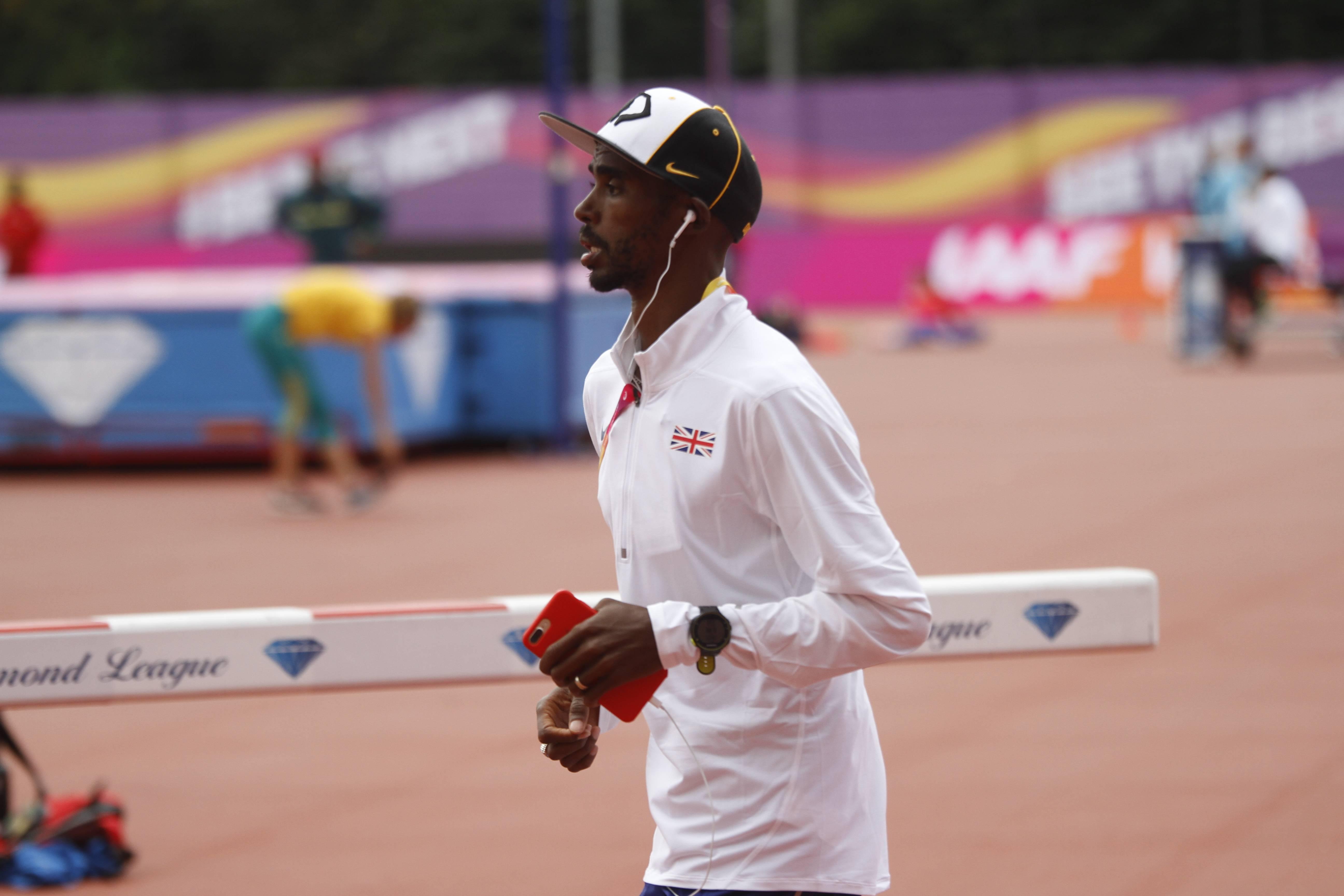 VENEZUELA: Farah mantiene título mundial de 10 mil metros