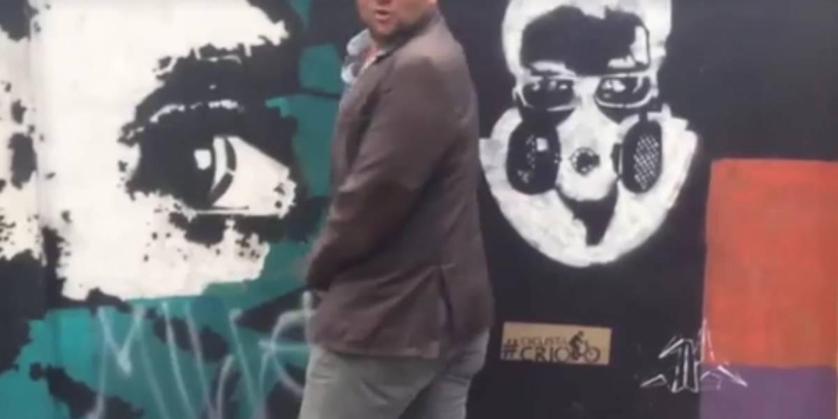 Video: Daniel Samper cuestiona el nuevo Código de Policía y se burla de Millonarios
