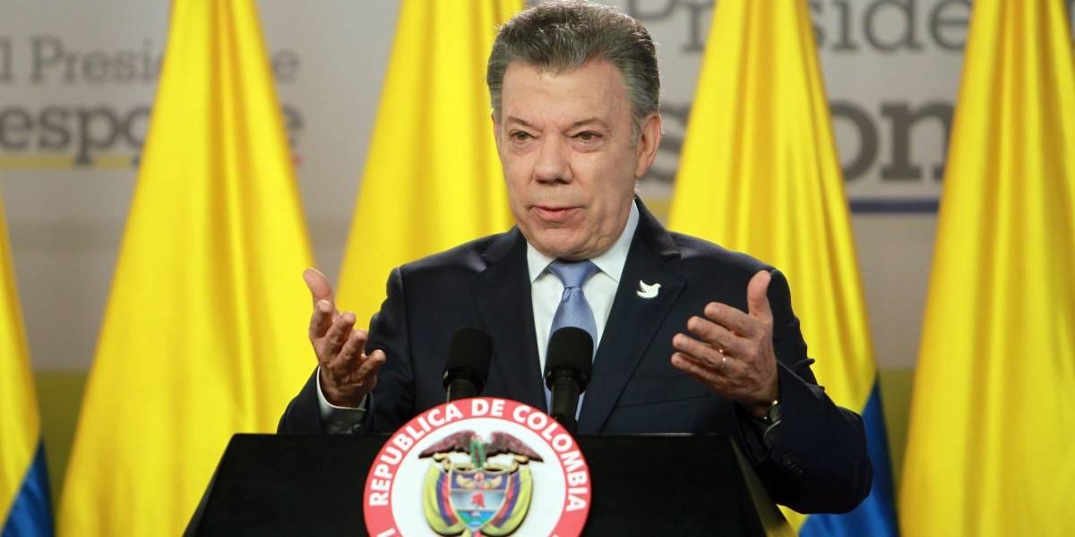 Santos fija rumbo para el último tramo de su Gobierno