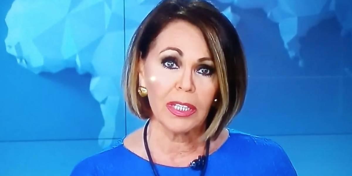 Se retira María Elena Salinas de Univisión